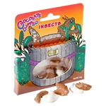 Chocolate Dipped Insects- Chocolate Covered Crickets & Mealworms