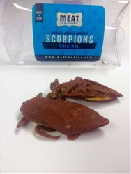 Meat Maniac Chocolate Covered Giant Waterbugs