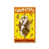 Crick-ettes: Bacon & Cheese