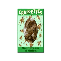 Crick-ettes: Sour Cream & Onion
