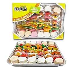Candy Gummy Barbecue Kabobs (10.58oz)