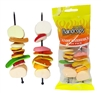 Candy Gummy Barbecue Kabobs Twin Pack (3.17oz)
