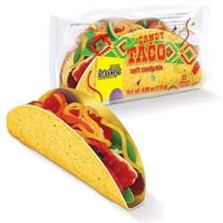 Candy Gummy Taco (4.06oz)