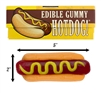 Giant Gummy Hot Dog (7oz)