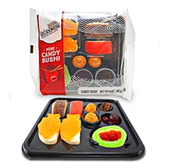 Mini Candy Gummy Sushi Bento Box