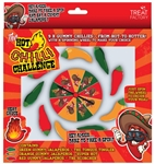 The Hot Chili Gummy Pepper Challenge