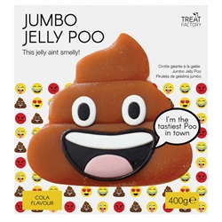 Jumbo Gummy Jelly Poo (14oz)