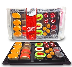 Candy Gummy Sushi Bento Box