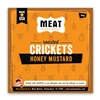 Meat Maniac Honey Mustard Crickets (56g)