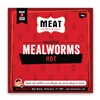 Meat Maniac Hot Mealworms (56g)