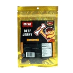 Meat Maniac Honey Peppered Beef Jerky (3oz)
