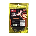 Meat Maniac Orange Teriyaki Beef Jerky (3oz)