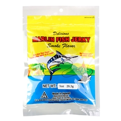 Smoked Marlin Fish Jerky (1oz)