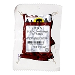 Zicks Hot Buffalo Beef Sticks (8oz)