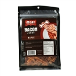 Meat Maniac Maple Bacon Jerky (2oz)