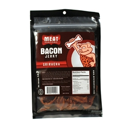 Meat Maniac Sriracha Bacon Jerky (2oz)