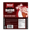 Meat Maniac Western BBQ Bacon Jerky (2oz)