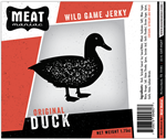 Meat Maniac Original Duck Jerky (1.75oz)
