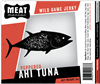 Meat Maniac Peppered Ahi-Tuna Jerky (3oz)