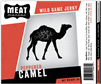 Meat Maniac Peppered Camel Jerky (3oz)