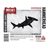 Meat Maniac Peppered Hammerhead Shark Jerky (3oz)