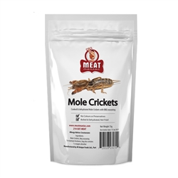 Meat Maniac BBQ Mole Crickets