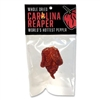 Dehydrated Carolina Reaper Pepper