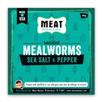 Meat Maniac Sea Salt & Pepper Mealworms (56g)