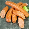 Alligator Smoked Andouille Sausages- 3 each (4oz links)