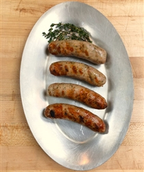 Rabbit Sausages- 4 each (3oz links)