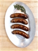 Venison Smoked Sausages- 10 each (1.6oz links)