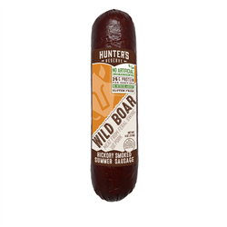 Wild Boar Summer Sausage (4oz)