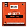 Meat Maniac Smoky BBQ Crickets (56g)