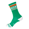 Green Beer Gym Socks