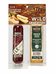 Elk Summer Sausage & Smoked Swiss Cheese Gift Pack
