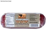 Bison Honey Summer Sausage (10oz)
