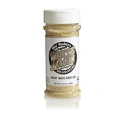 White Magic All Purpose Meat Rub & Seasoning (5.5oz)