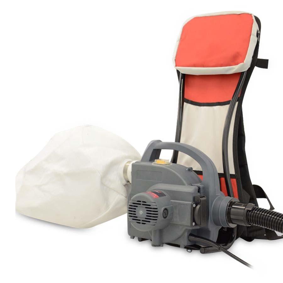 dutsless drywall sander backpack vacuum - Backpack Vacuum
