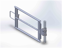 Expandable Scaffold Gate