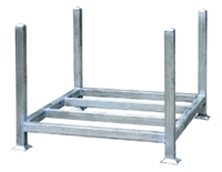 Galvanized Scaffold Rack