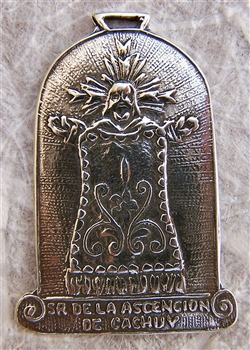 Our Lady of Assumption Medal 1 3/4""