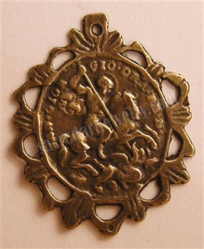 St George and the Dragon Medal