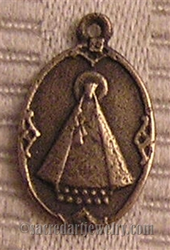 Holy Mary Medal 5/8""
