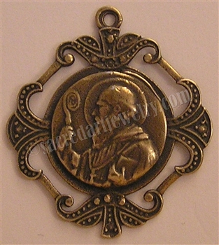 St Benedict Medal 1 1/4""