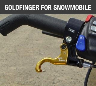 Goldfinger for Ski-Doo '07-08 All models with flat-slide carbs