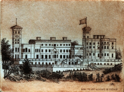 The Osborne House Giclee Print