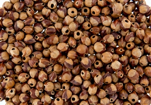 100 Grams - Navajo Ghost Beads Cedar Juniper Berries Seeds with Holes