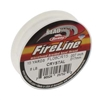 8LB Test - Size D Berkley Fireline Thread 15 Yard Spool - Crystal