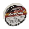 6LB Test - Size D Berkley Fireline Thread 15 Yard Spool - Smoke