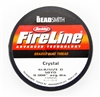 6LB Test - Size D Berkley Fireline Thread 50 Yard Spool - Crystal